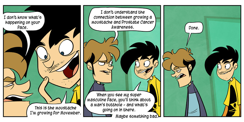 Penny-Arcade Remember, Remember