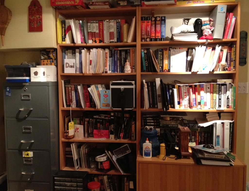 Lots of stuff